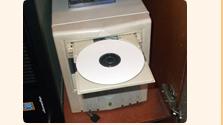 CD-R完成